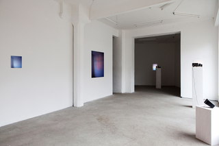 Installation view, Soft Hits, Ortloff, Leipzig, 2019